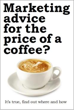 Marketing ideas for a cuppa coffee