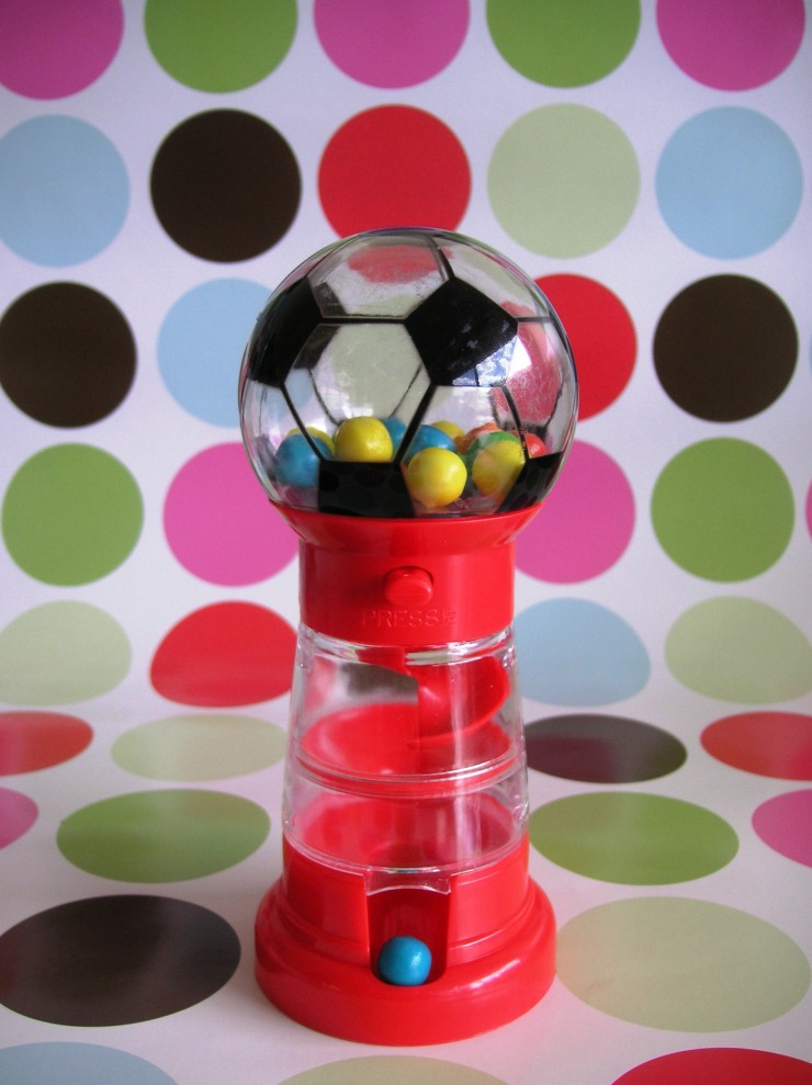Mini Candy Dispenser