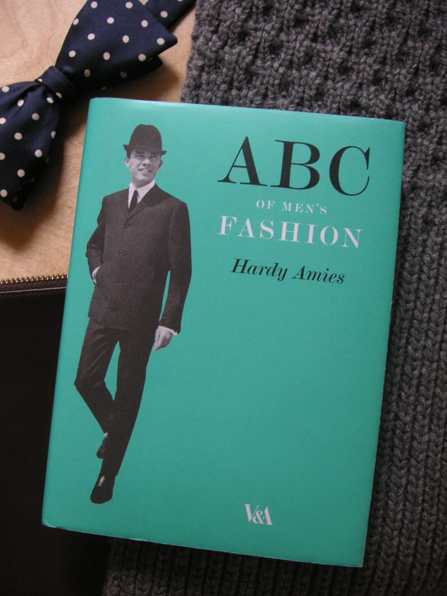 ABC of Men's Fashion by Hardy Amies