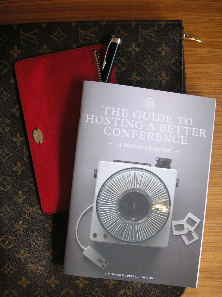 Monocle Conference Guide