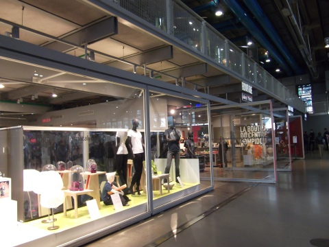 Centre Pompidou gallery shop