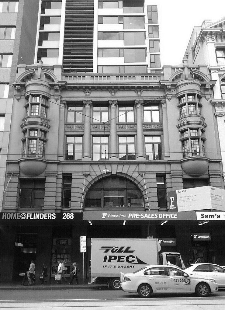 Home Flinders Street Empire arcade