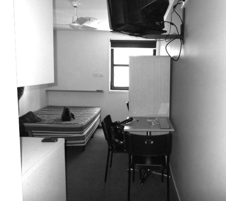 268 Flinders Street Melbourne Studio entry view