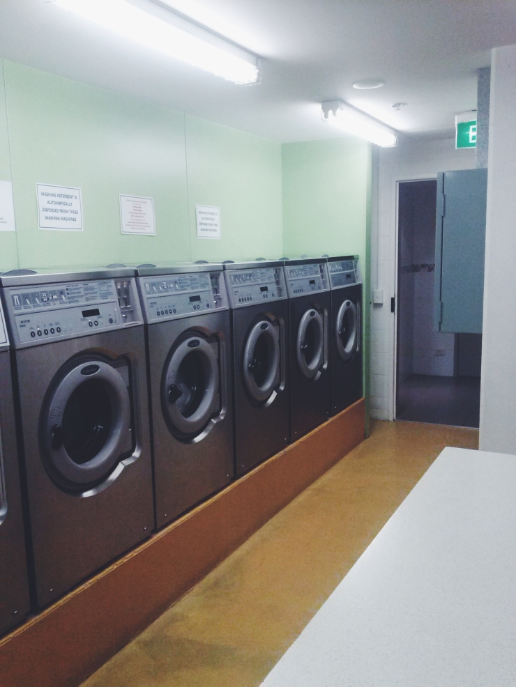 268 Flinders Street Home@Flinders Melbourne Coin Laundry