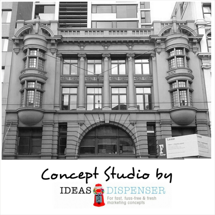 Facade Unit 911 268 Flinders Street Home@Flinders Melbourne Studio by Ideas Dispenser