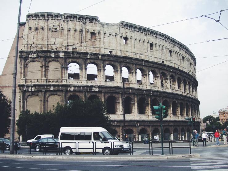 Colosseo Colosseum Coliseum Rome Roma