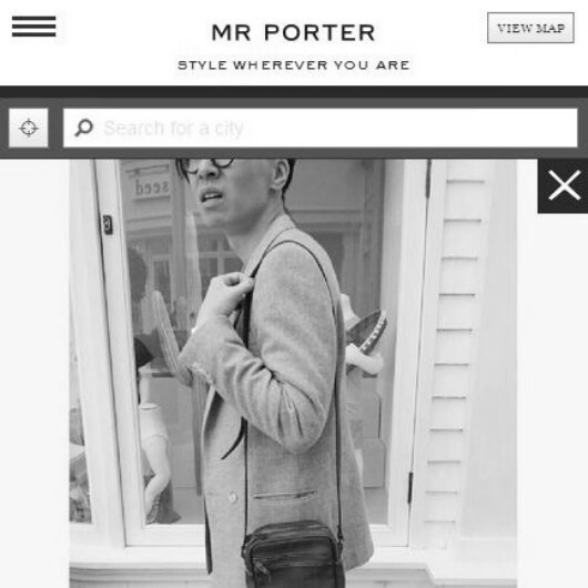 Mr Porter Global Style Alvin Chia 2013 Melbourne Street Style Fashion