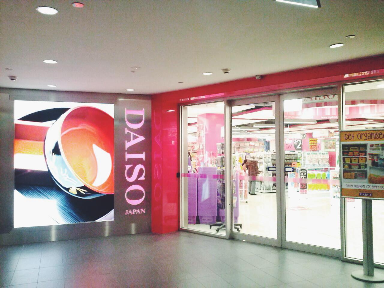 Daiso Australia Flinders Street Melbourne