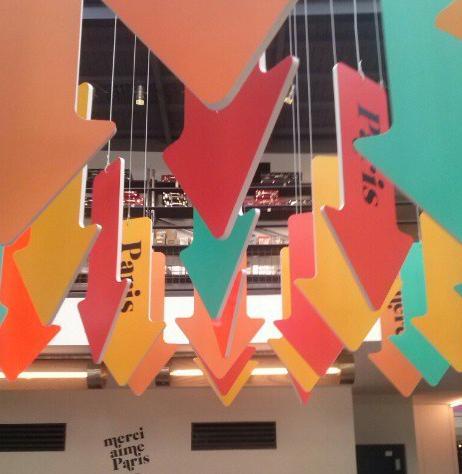 Paris Marais Merci Concept Store 2013