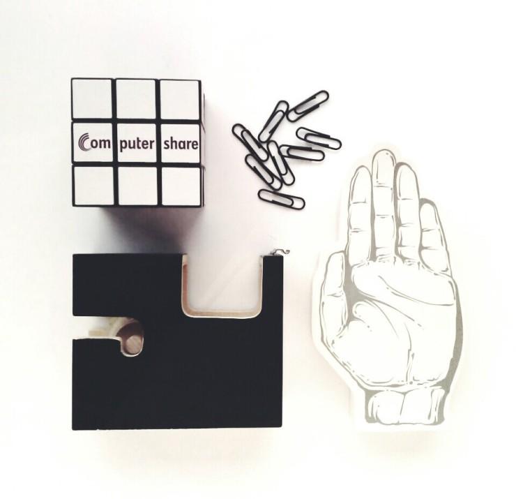 Promotional Merchandise Rubiks Cube