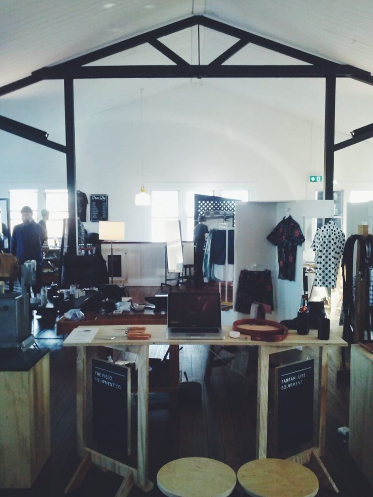 Menske Winter 2015 pop up space