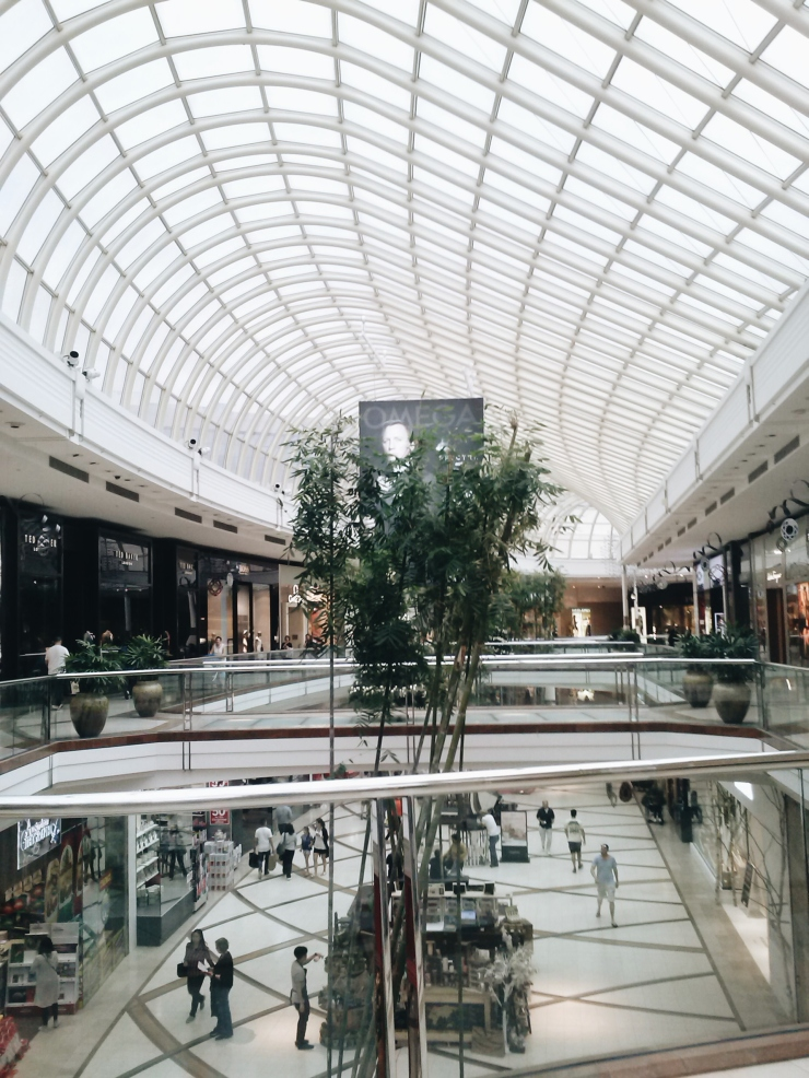 Chadstone Fashion Capital Emporio Melbourne