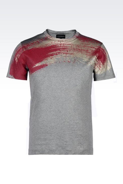 Emporio Armani Autumn Winter 2015 T shirt