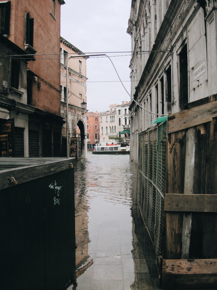 Venice flood Alta Acqua