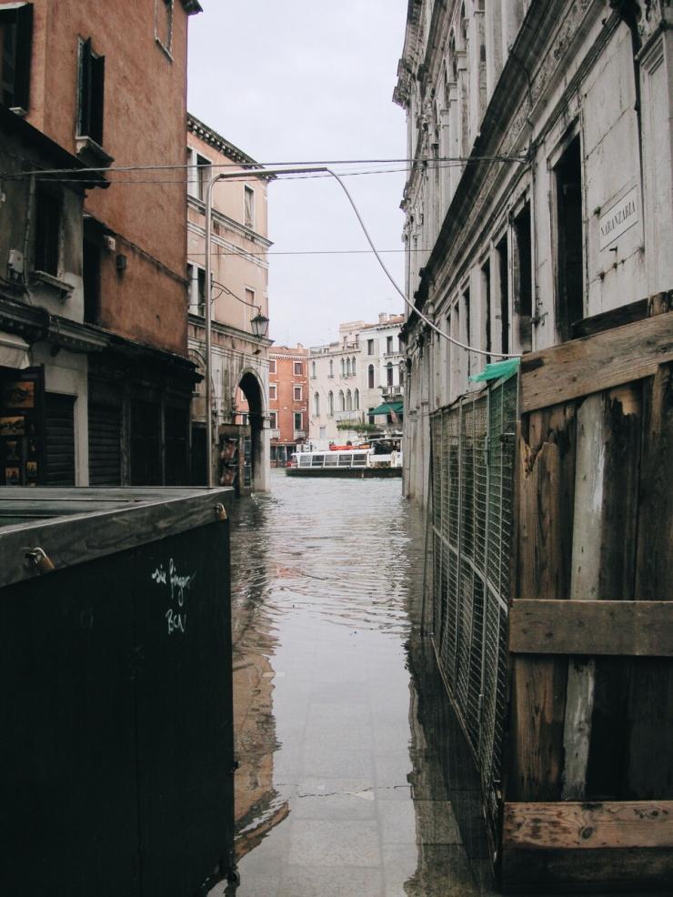 Venice flood Alta Acqua