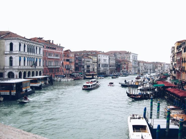 Venice landscape 1 Grand Canal
