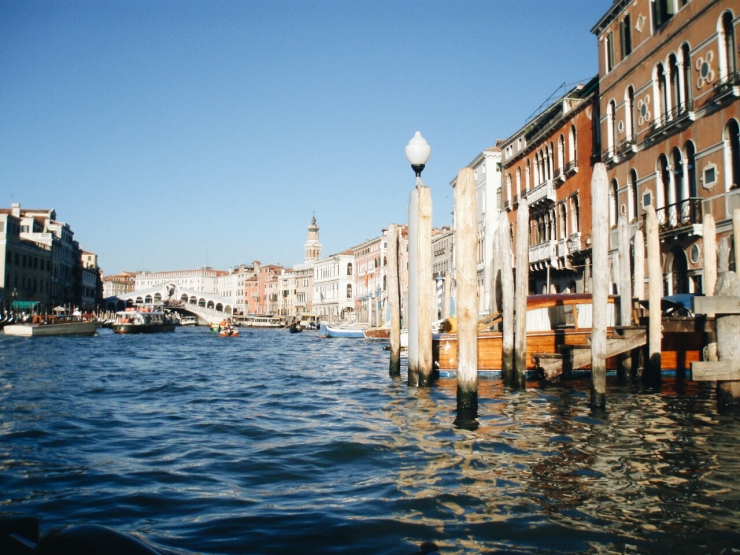 Venice Landscape Grand Canal 3