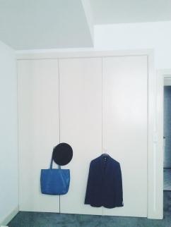 Henty House Unit 107 501 Little Collins Street Melbourne bedroom view
