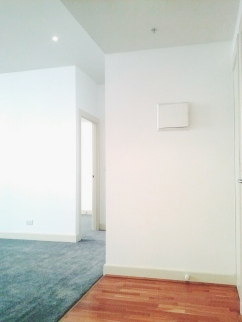 Henty House Unit 107 501 Little Collins Street Melbourne corridor view