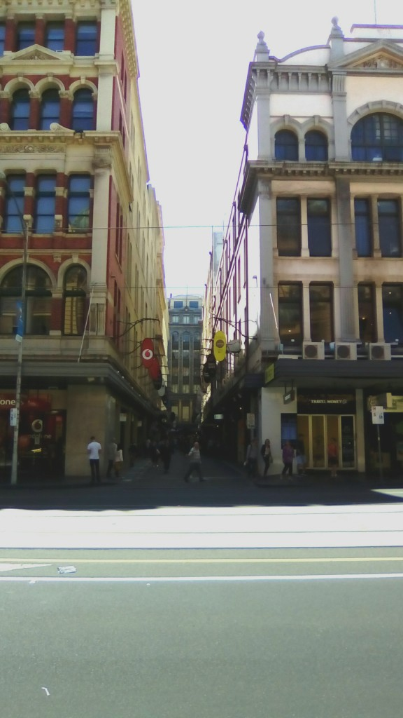 Ideas Dispenser Concept Studio Unit 911 268 Flinders Street Studio view of Degraves Street