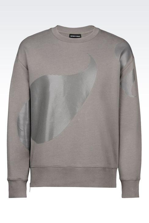 Valentine's Day 2016 Emporio Armani Chadstone Cotton Sweatshirt
