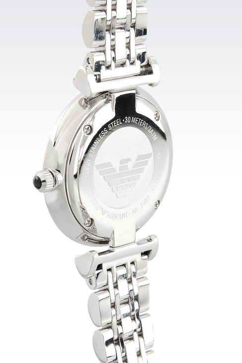 Valentine's Day 2016 Emporio Armani Chadstone Retro Collection Analogical Watch Under