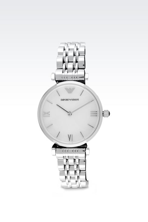 Valentine's Day 2016 Emporio Armani Chadstone Retro Collection Analogical Watch