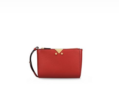 SHOULDER BAG IN SAFFIANO CALFSKIN