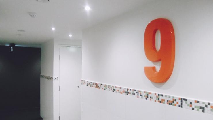 Unit 911 268 Flinders Street Home@Flinders Melbourne Studio by Ideas Dispenser 2018 lift landing landscape