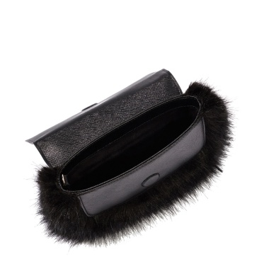 karen-millen-faux-fur-and-leather-clutch-inside
