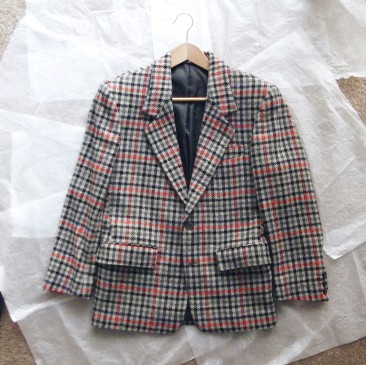 Vintage blazer from MAS Esquilino Rome