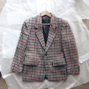 Vintage blazer from MAS Esquilino Rome