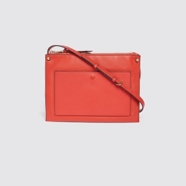 Sandro_Paris Chadstone Bianca bag on sale front