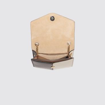 Sandro_Paris Chadstone Lou PM bag on sale interior