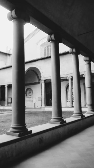 Chiesa di Santa Maria Maddalena dei Pazzi Columns
