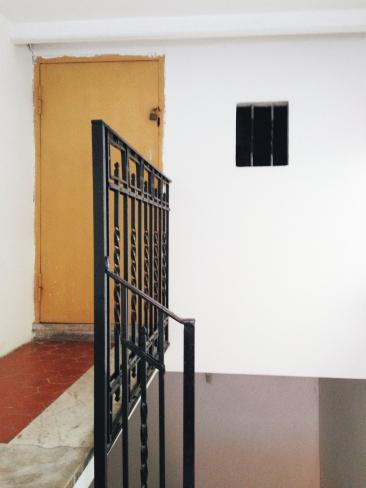 Pigneto Rome Stairwell