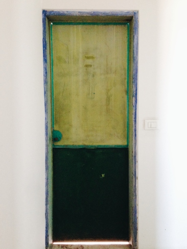 Pigneto Rome Door