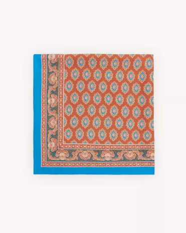 Sandro Paris Chadstone silk scarf square
